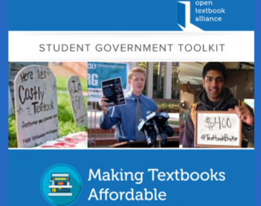 Open Textbooks Organizing Toolkit